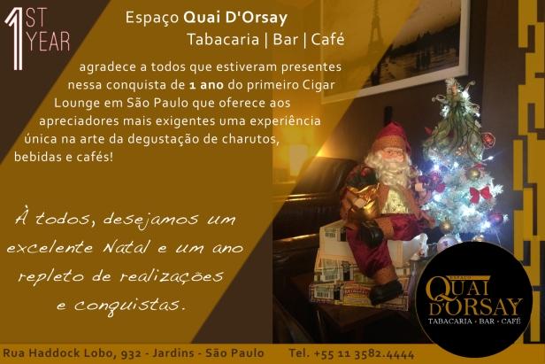 Cartão Natal QD 2014