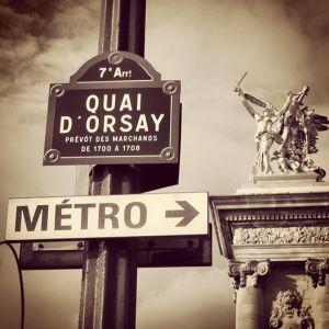 quai dorsay metro