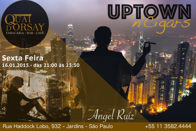 uptown and cigars 16.01.2015