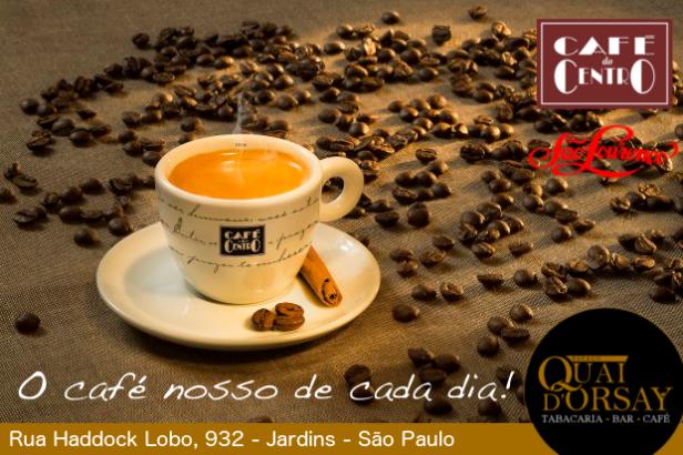 Cartao Cafe do Centro - Banner