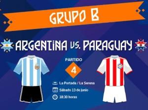 4_Argentina x Paraguai