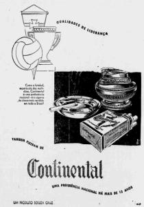 jornal 1951 - continental