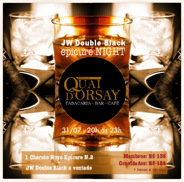 JW Double Black Epicure Night