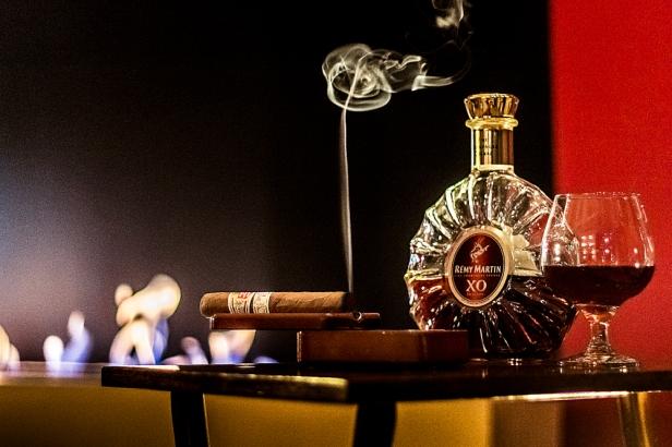 cognac-charuto