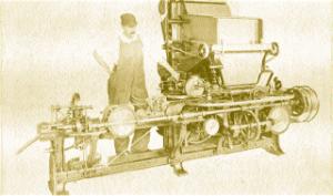Máquina Bonsack