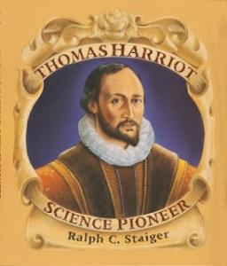 TR Thomas Harriot 090123