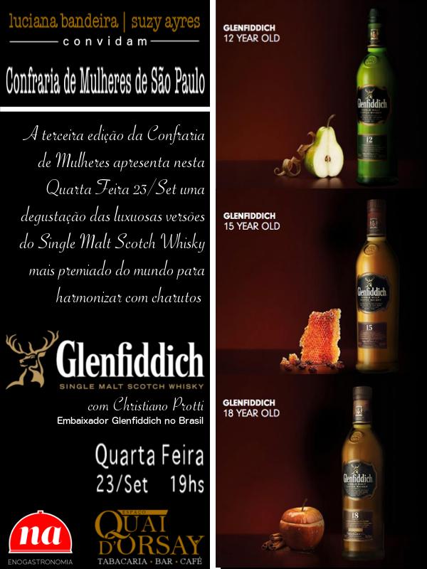 3a. Edição - Glenfiddich para Mulheres