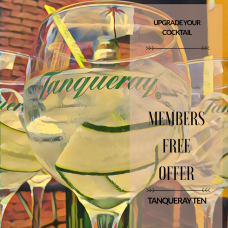 Members Free Offer - Upgrade your drink!