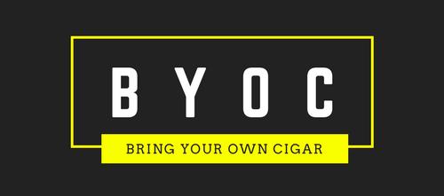 BYOC – Aqui seu charuto é bemvindo!