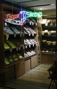 Cigar Shop Umidor Walk in