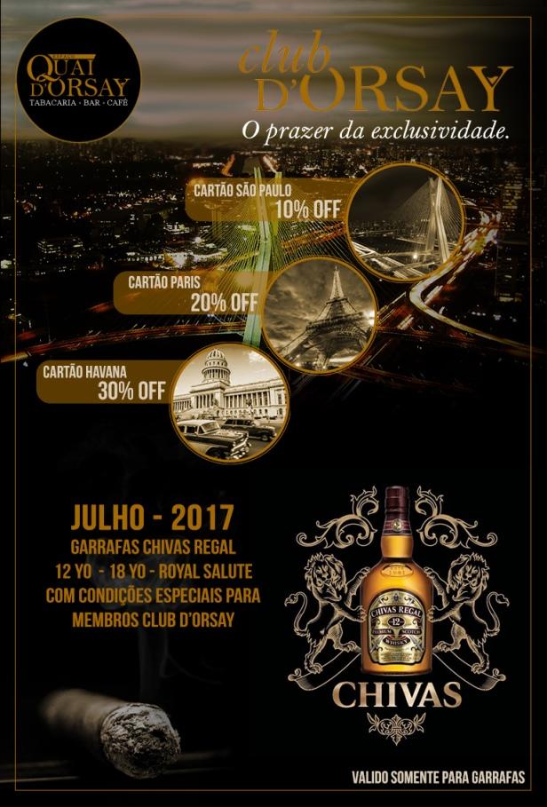 ClubDOrsay e CHIVAS - Julho2017
