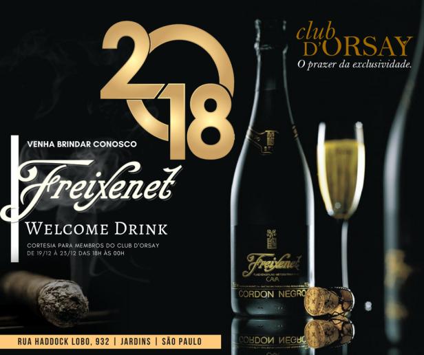 WelcomeDrinkFreixenet2018