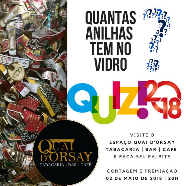 Quizz Quai D'Orsay 2018-2