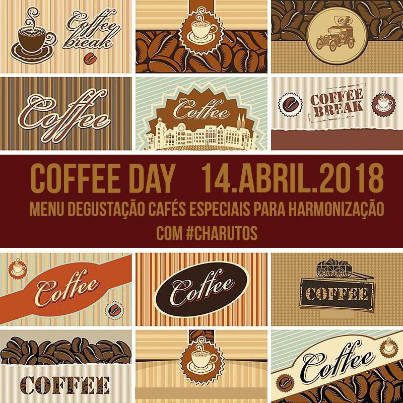 coffee day menu degustação