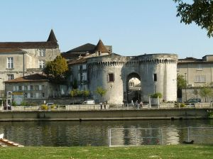 cognac village france
