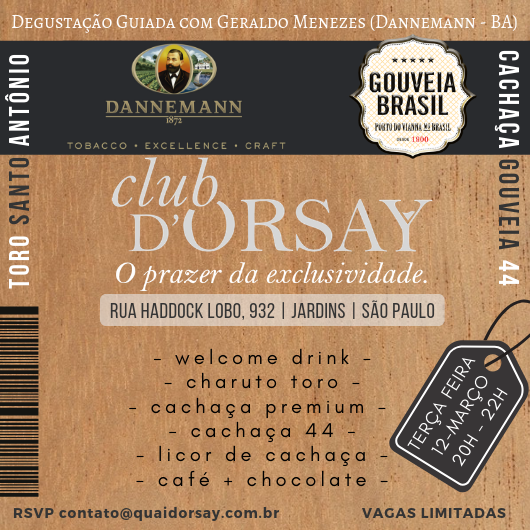 Dannemann Toro + Gouveia Brasil