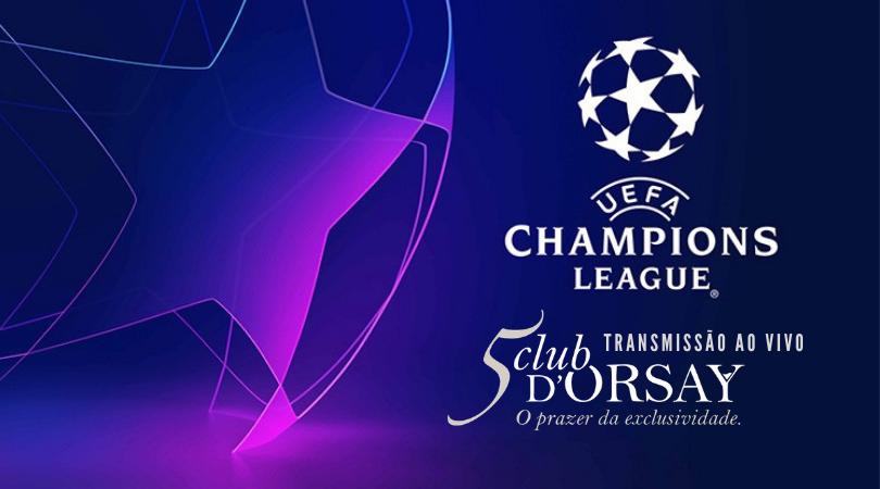 Final da Champions League em grandeestilo!