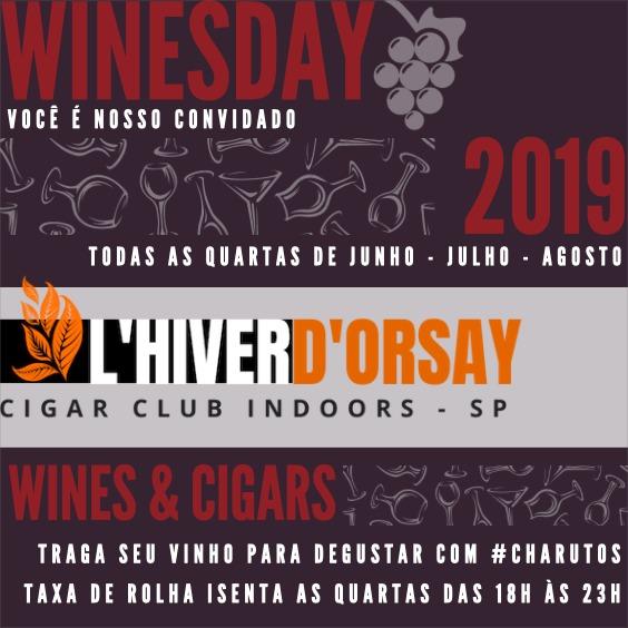 winesday 2019