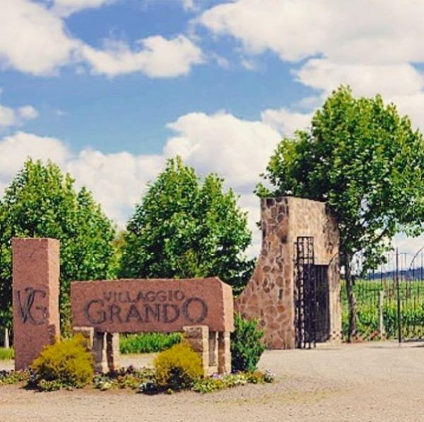 vinicola villaggio grando