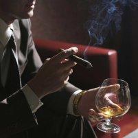 harmonização de charutos cognac 1