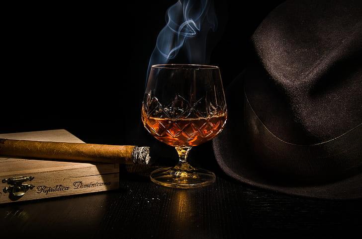 harmonização de charutos cognac capa